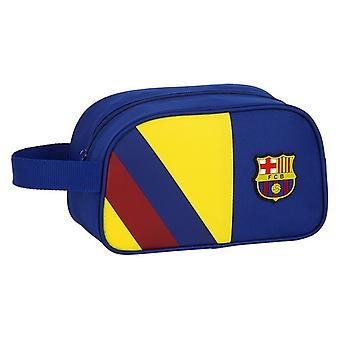 WC-laukku F.C. Barcelona Sininen Polyesteri