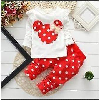 Girls Clothing Sets, T-shirt+pants For Winter