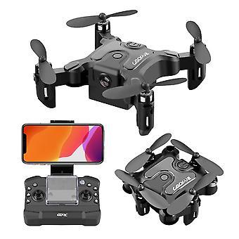 V2 mini drone 4k 1080p hd kamera wifi fjärrkontroll drone höjd hålla helikoptrar vikbara quadcopter rc drone kid leksak gåva