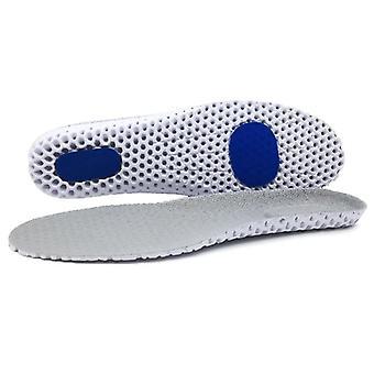 Memory Foam Wkładki Buty Mesh Dezodorant Oddychająca poduszka działa stopy