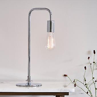 Endon Lighting Rubens Table Lamp In Chrome