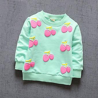 Uusi Vauvanvaatetus, Cherry Pitkähihainen T-paita