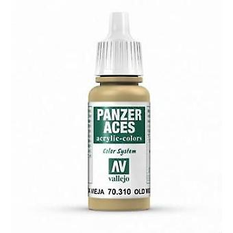 Vallejo Panzer Aces 10 Old Wood - 17ml Acrylic Paint