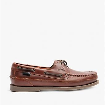 Chatham Kayak Ii G2 Mens Leather Boat Shoes Seahorse