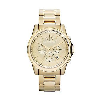 Armani exchange ax2099 mens chronograph watch
