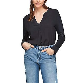 s.Oliver 120.10.012.12.130.2056653 T-Shirt, Blue (5959), 46 Woman