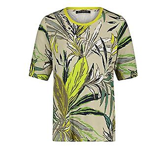 Betty Barclay Siri 3 T-Shirt, Green/Green, 48 Woman