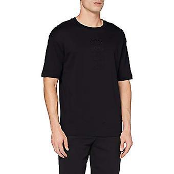 BOSS Talboa Multi T-Shirt, Black1, XXL Men's