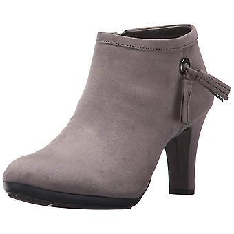 Anne Klein para mujer Silva almendra del dedo del pie tobillo moda botas