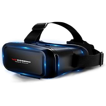 K2 Smart VR Bril Virtual Reality Android Apple Mobiele Telefoon 3D Theater Game VR Helm|3D Bril