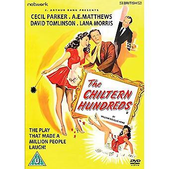 The Chiltern Hundreds 1949 DVD