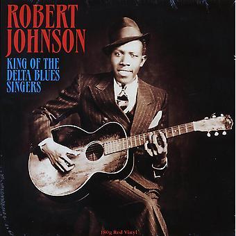 Robert Johnson – King Of The Delta Blues Singers Red Vinyl