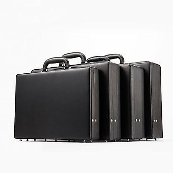 متعدد الوظائف، حقيبة جلدية، حالة كمبيوتر محمول مع حماية كلمة المرور