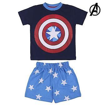 Children's Pyjama The Avengers Blue