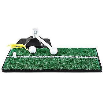 تدريب الغولف يساعد ممارسة الغولف سوينغ مات جولف باور مدرب جولف العشب حصيرة التدريب لمكتب حديقة المنزل في الهواء الطلق في الأماكن المغلقة