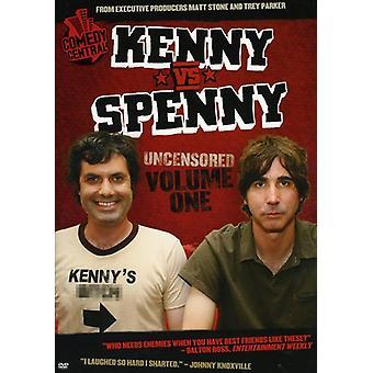 Comedy Central's Kenny vs Spenny: Season 1 [DVD] USA import