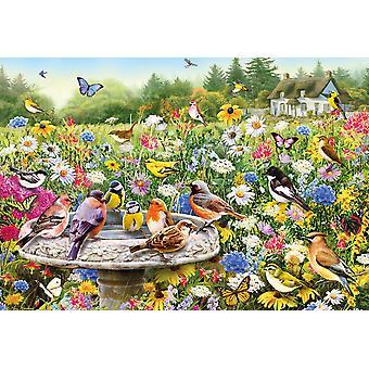 Gibsons Jigsaw Puzzle The Secret Garden 100XL pieces