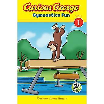 Curious George Gymnastics Fun CGTV Reader by H. A. Rey & Rey