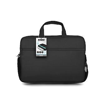 "Laptop Case Urban Factory TLS12UF Black 12"""