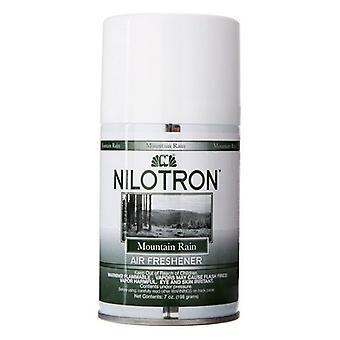 Nilodor Nilotron Deodorizing Air Freshener Mountain Rain Scent - 7 oz