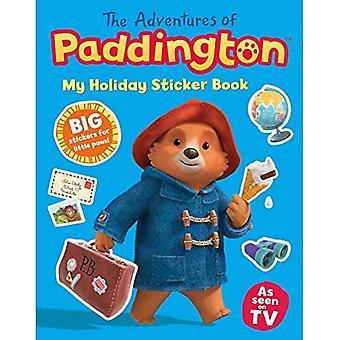 The Adventures of Paddington: My Holiday Sticker Book (Paddington TV) (Paddington TV)
