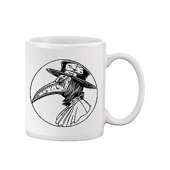 Plague Doctor Mug -SPIdeals Designs