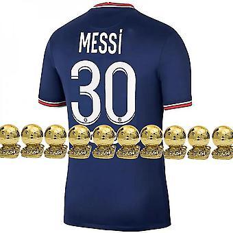 2021-2022 Messi Psg No. 30 Children Jersey(26)