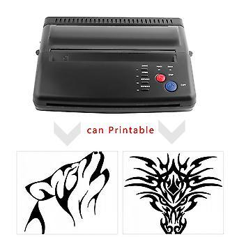 Tatuointi työkalu piirustus suunnittelu kaavain valmistaja kopiokone tatuointi kone siirto