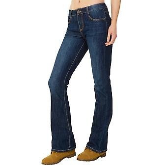 "Mid Rise (9-10"") Bootcut Jeans"