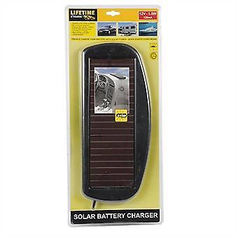 12V Solar-Ladegerät