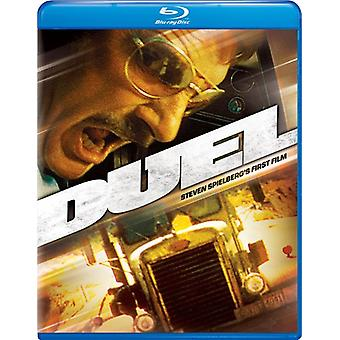 Duel [BLU-RAY] USA import