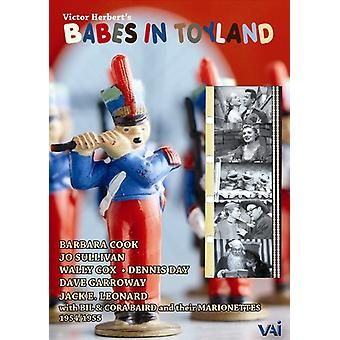 Babes in Toyland-Two Complete Performanc [DVD] USA import