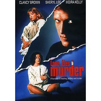 Love Lies & Murder [DVD] USA import