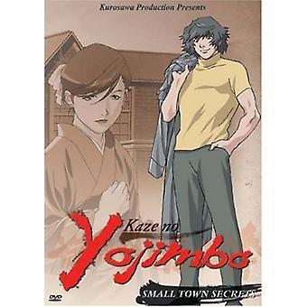 Kaze No Yojimbo, Vol. 2: Importer des petits Secrets de la ville [DVD] é.-u.
