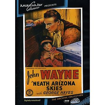 Neath Arizona himmelen (1935) [DVD] USA importere