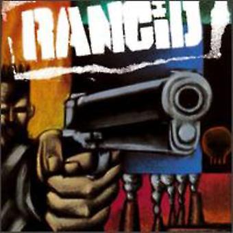 Rancid - importação de ranço EUA [CD]
