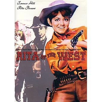 Rita of the West [DVD] USA import