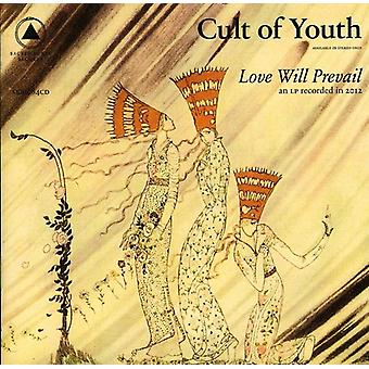 Cult of Youth - Love Will Prevail [CD] USA import