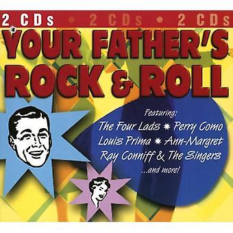 Din fäder Rock & Roll - dina fäder Rock & Roll [CD] USA import