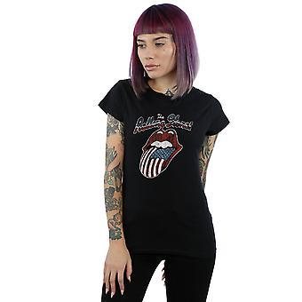 Rolling Stones Women's Tour Of America T-Shirt