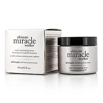 Ultimate Miracle Worker Multi-rejuvenating Cream Spf 30 - 60ml/2oz