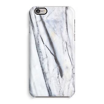 IPhone 6 6s sag 3D Case (blank)-stribet marmor