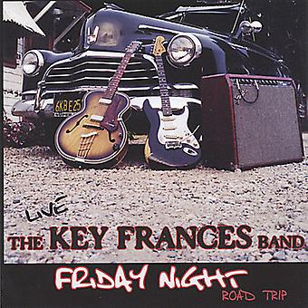 Key Frances - Friday Night Road Trip [CD] USA import