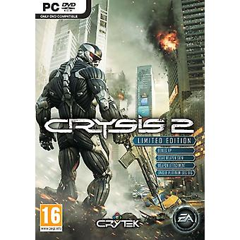 Crysis 2-Limited Edition (PC DVD)-nieuw
