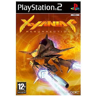Xyanide Resurrection (PS2) - Ny fabrik förseglad