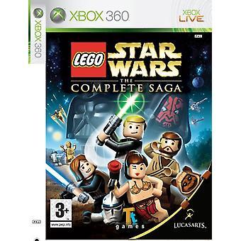 LEGO Star Wars Die komplette Saga (Xbox 360) - Neu