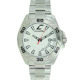 Chronotech Black watch relógio pulseira CT7207M / 05m