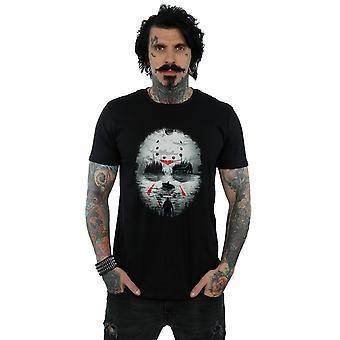 Camiseta de Terror sexta-feira Dan Dingeroz masculino