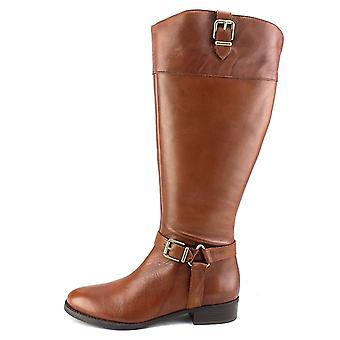 INC International Concepts Womens Fedee Leather Closed Toe Knee High Fashion ...