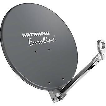 Kathrein KEA 750 SAT antenna 75 cm Reflective material: Aluminium Graphite